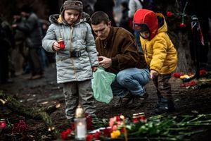Funeral in Kiev_19