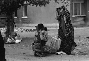 "Iran. Iranian Kurdistan. 1979. From the book ""War Photographer: Between Shadow and Light"" © Christine Spengler"