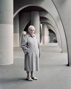 Denise, 81, Cité Spinoza, Ivry-sur-Seine, 2015