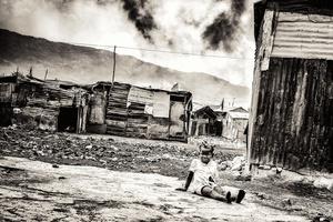 Cité Soleil. Port-au-Prince. Haiti
