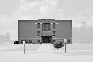 """Booker T Washington School, Terre Haute, Indiana"""