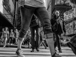 People Walking #13038
