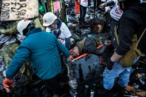 Behind Kiev's barricades_18