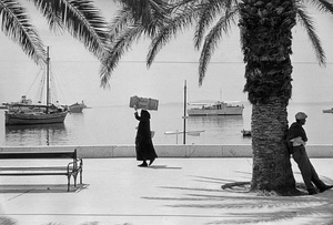 Split, Yugoslavia, 1953
