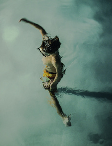 Michael Submerged
