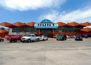 """Hunt Food Store"""