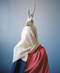 Camouflage au Drapeau © Marie Hudelot