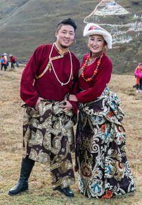 A Tibet Couple