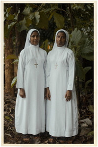 Sr. Jemitta and Sr. Jenitta.