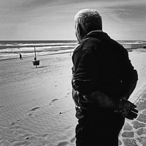 Beach reflect
