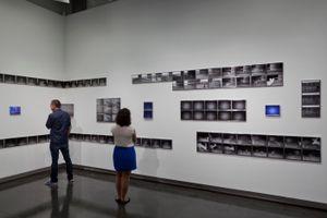 """From the exhibition """"S'il y a lieu je pars avec vous"""" © Le Bal, photo Martin Argyroglo"""