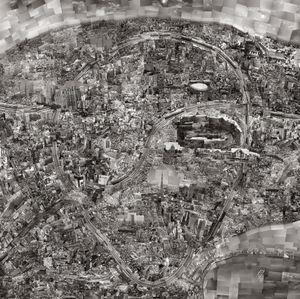 Diorama Map Tokyo © Sohei Nishino/Courtesy of Michael Hoppen Contemporary