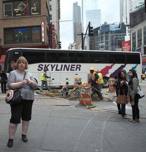 Skyliner © Haley Morris-Cafiero