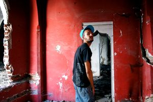 Ismael-Tangier-Morocco 2012