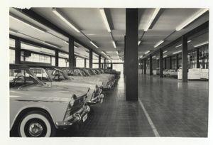 Filial SEAT, Barcelona, 1960-1965 © Plasencia, courtesy of Museo ICO and PHoto Espana