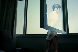 "Early Morning, From The Series""Sense Of Guilt"" © Claus Lucas, 2009"