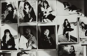 101 Works for Robert Frank (Private Diary) © Nobuyoshi Araki, courtesy of Anton Kern Gallery. Showing as part of the Collection Arthur Walter.