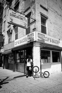 """""""Cup And Saucer Luncheonette"""", New York City, 2011"""