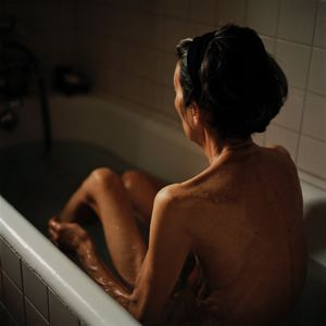 Bath, from the series Still Here © Lydia Goldblatt