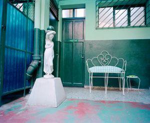 """Dr. Pigny's Waiting Room"" Antananarivo, Madagascar"