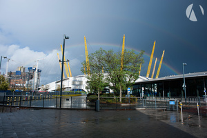 NCP Car Park O2 Rainbow