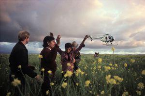 © Alex Webb / Magnum Photos, San Ysidro, California, 1979. Courtesy Etherton Gallery