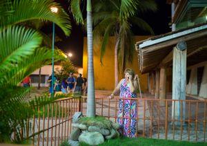 Crafts Market square. Ixtapa.