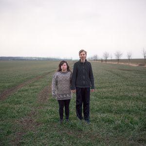 Sofie with her boyfriend Andy