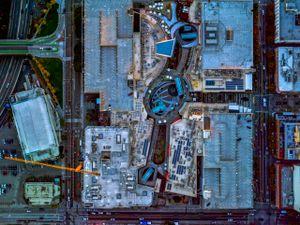 Frank Ghery Shopping Center Santa Monica