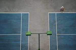 Geometry of Tennis