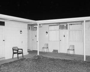 Motel, Coober Pedy, Australia, 2016.