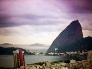 Mass Surveillance, Rio de Janeiro, Brazil, 2011. Photographic Still of Live Streaming Webcam © Gaialight