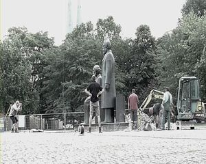 'Workers of All Countries, Unite!', 2010, Single Channel Video, 6min 02sec, Video Clip 03