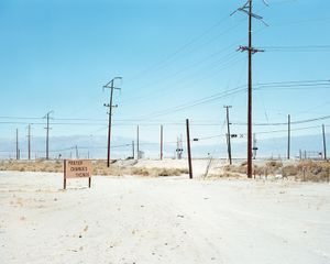 Trona, CA, from the series Mojave © Markus Altmann