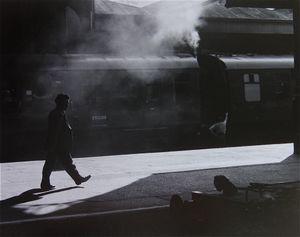 Train Station, Norwich © Eric Blau