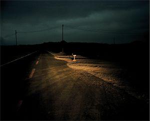 Camino alterno © Andrés Marroquín Winkelmann