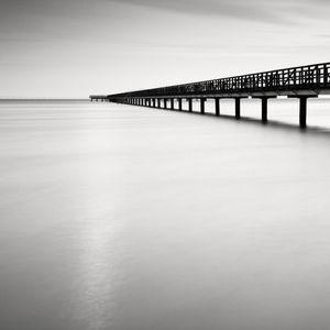 Long Pier © Frang Dushaj