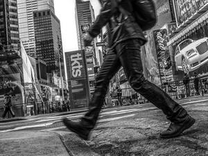 People Walking #13507