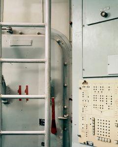 Launch Control Centre Door - USSR/Ukraine