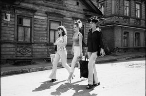 Novgorod, 2001 © Igor Mukhin Yahroma, Russian Tea Room Gallery