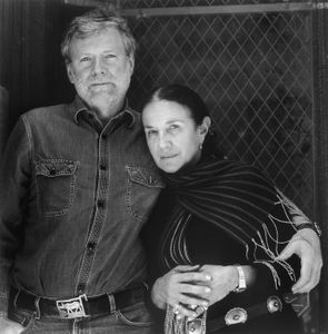 Portrait, Mary Ellen Mark and Martin Bell © Jeanette Montgomery Barron 2002