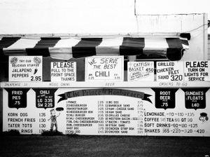 """""""Prince of Hamburgers"""", Dallas, Texas, 2000 (Closed)"""