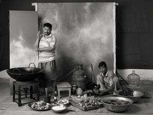 COOK, FOOD SUPPLIER & CATERER, $60 WEEKLY, 2012 © Supranav Dash