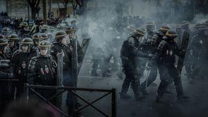 Paris, 9 avril 2016.
