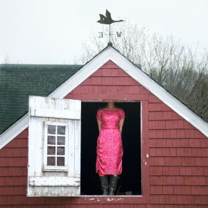 The Weathervane, Self Portrait. Rockport, Maine, 2010. © Cig Harvey.