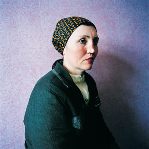 Ira, Sentenced for Theft, Women's Prison, Ukraine 2009