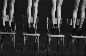 Hommage to Pina Bausch, Paris, France 1997 © Peter Lindbergh