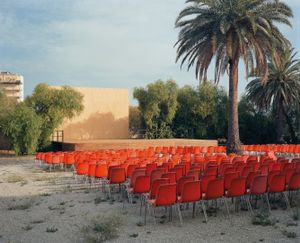 Open Air Screen, Palermo, 2007