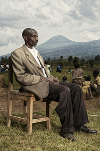 """Evidence of Resilience"" #5 Nyagimbibi Village, Rwanda"