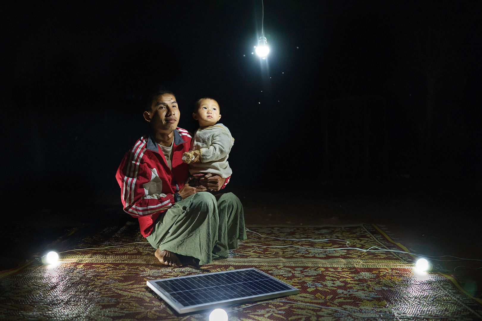 Solar Portraits: Myanmar